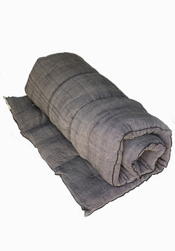 "Bedroll Twin, Heather Navy | 36""x75"""