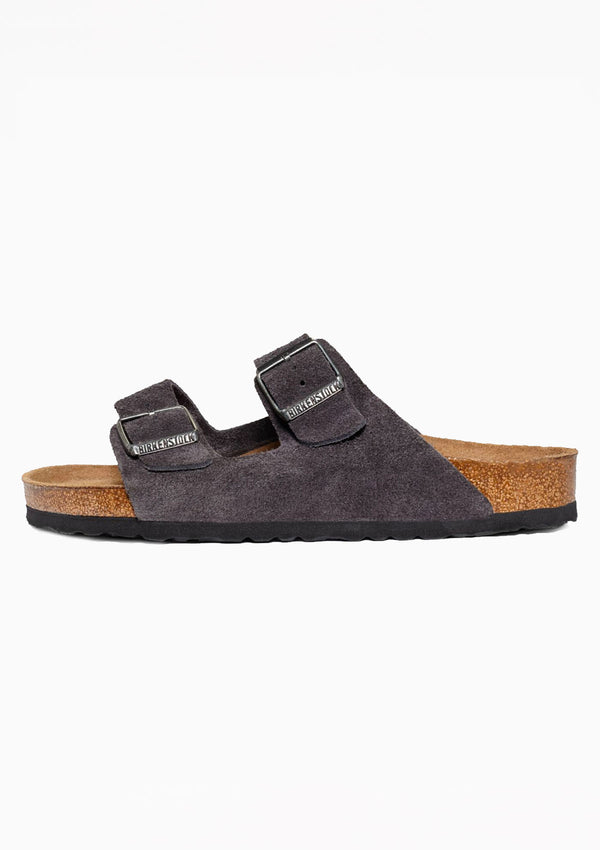 Arizona Sandal | Velvet Gray