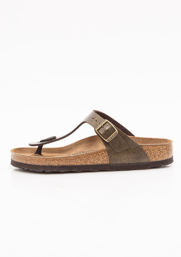 Gizeh Sandal | Golden Brown