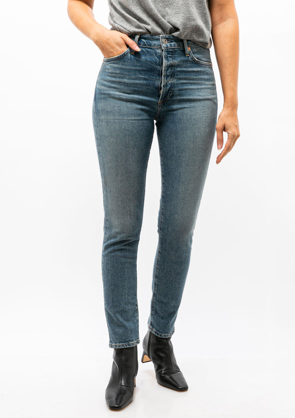 Olivia High Rise Slim Ankle | Tinker