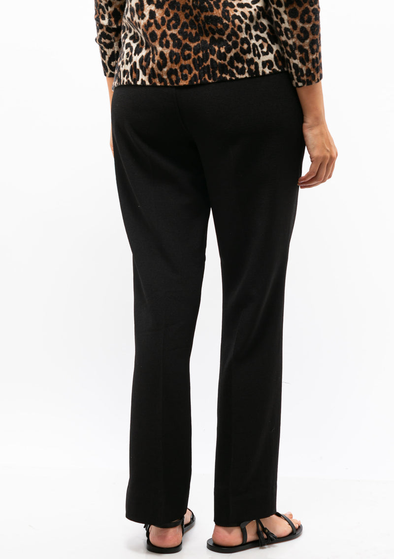 Pull-On Heavy Crepe Pants