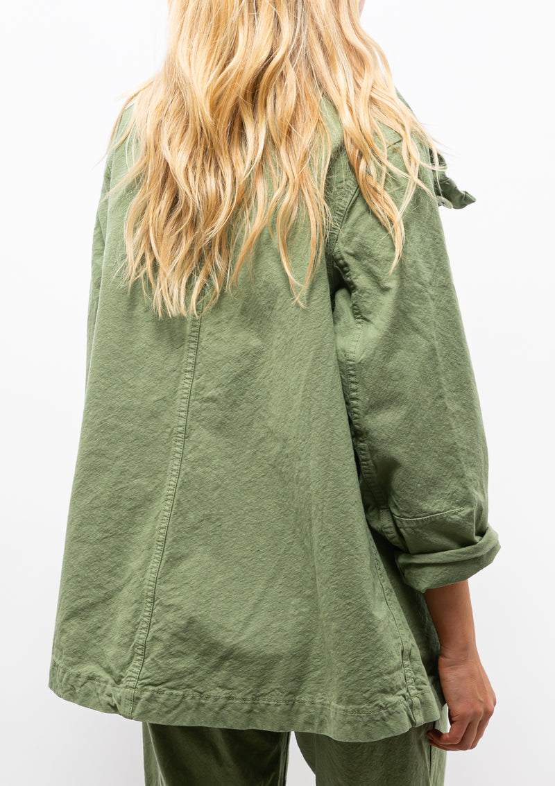 Deck Jacket | Shrub