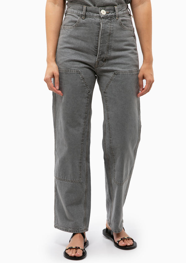 Patchfront Handy Pant | Smokey Grey