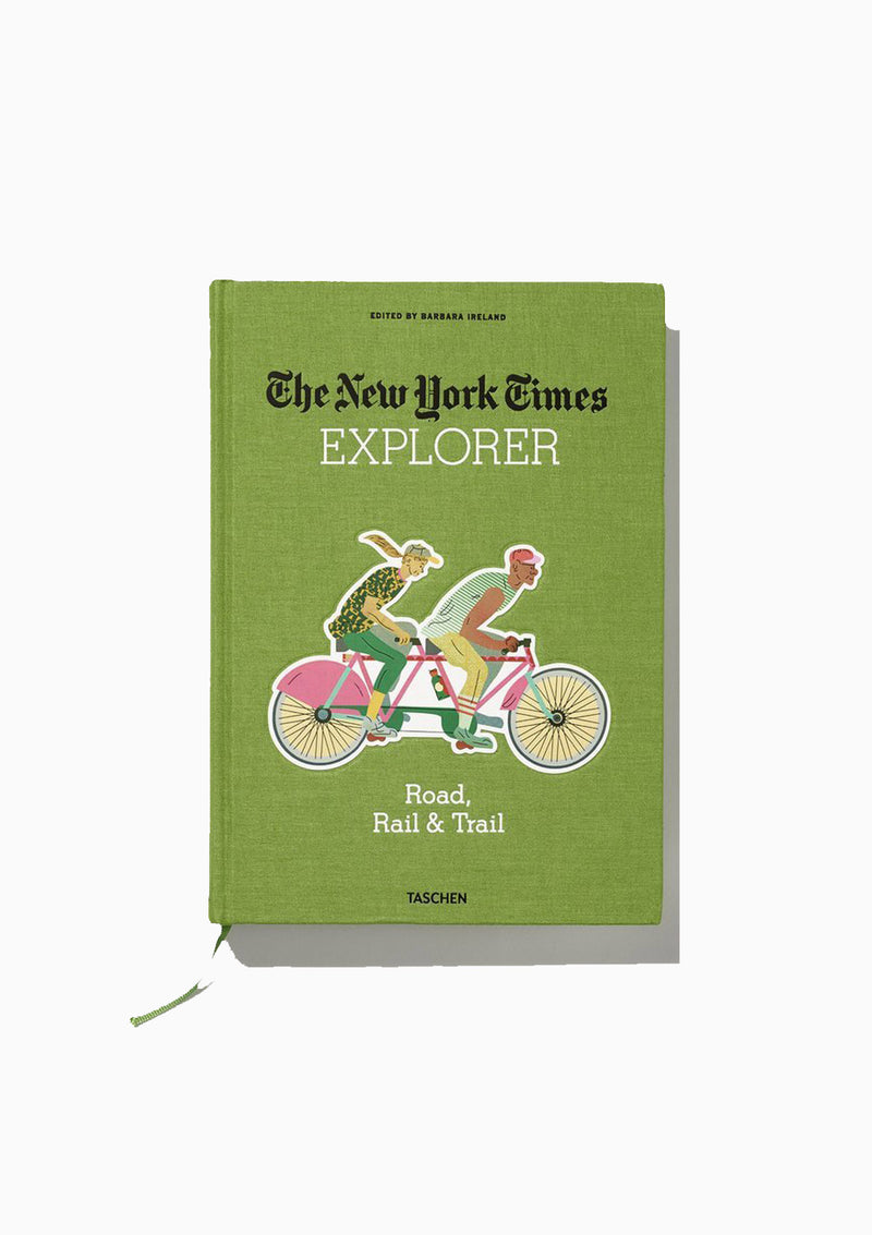 NYT Explorer: Road, Rail & Trail