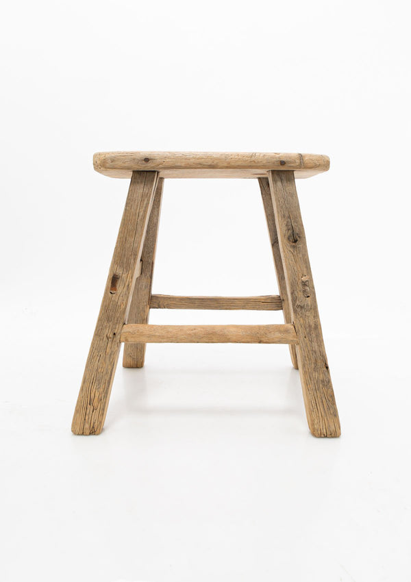 Vintage Rectangular Stool
