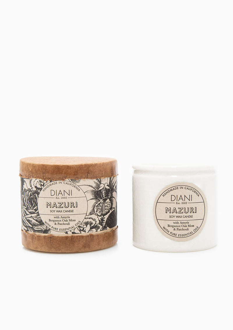 DIANI Mazuri Soy Candle - Small