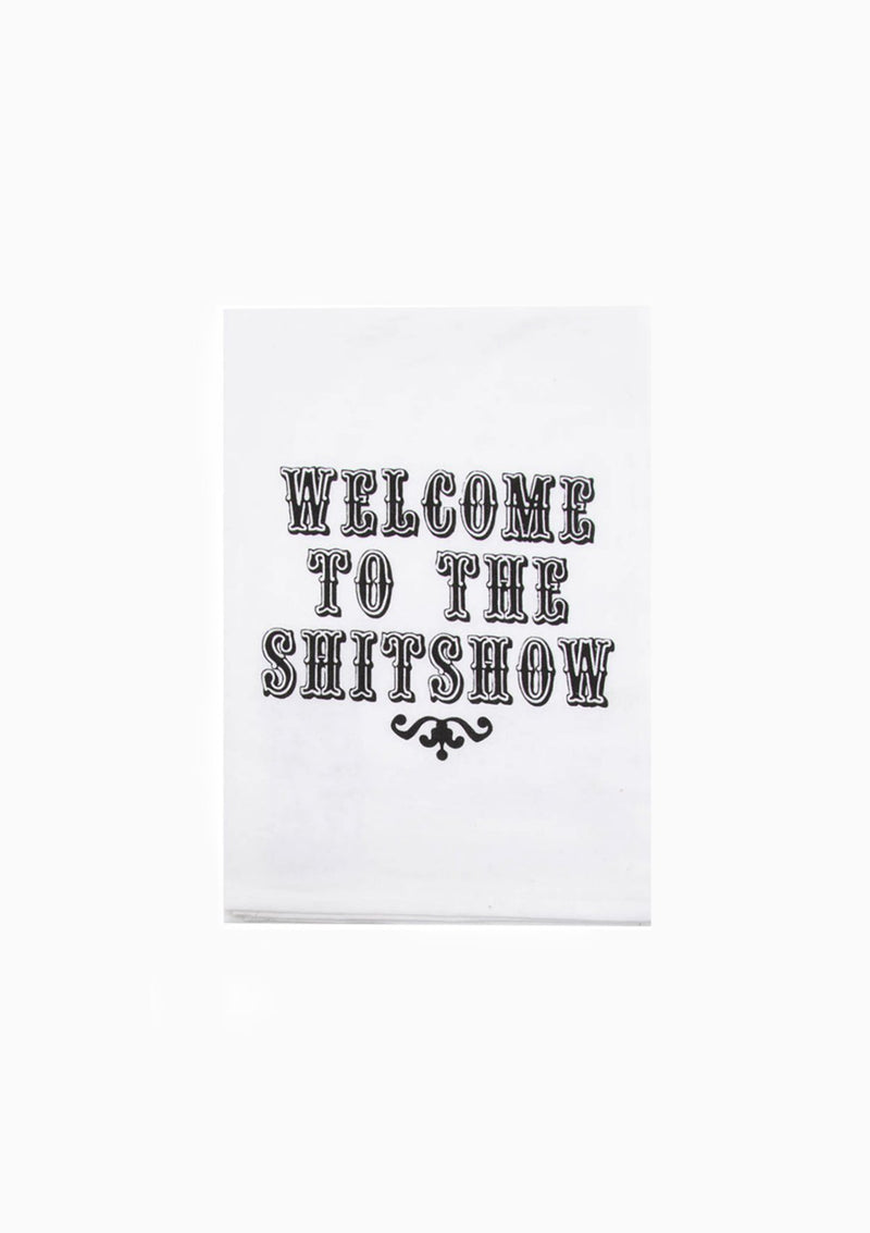 Tea Towel | Shitshow