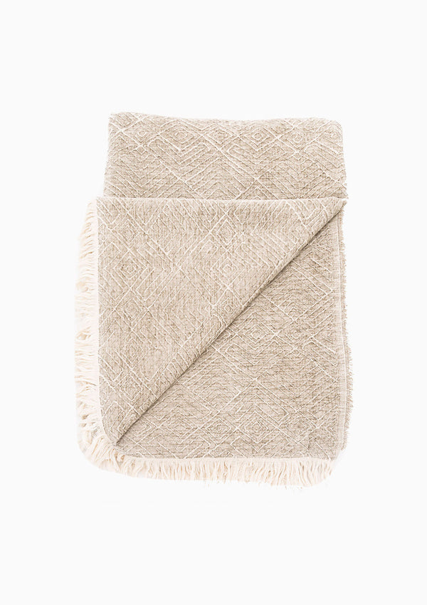 Tribu Throw | Mink