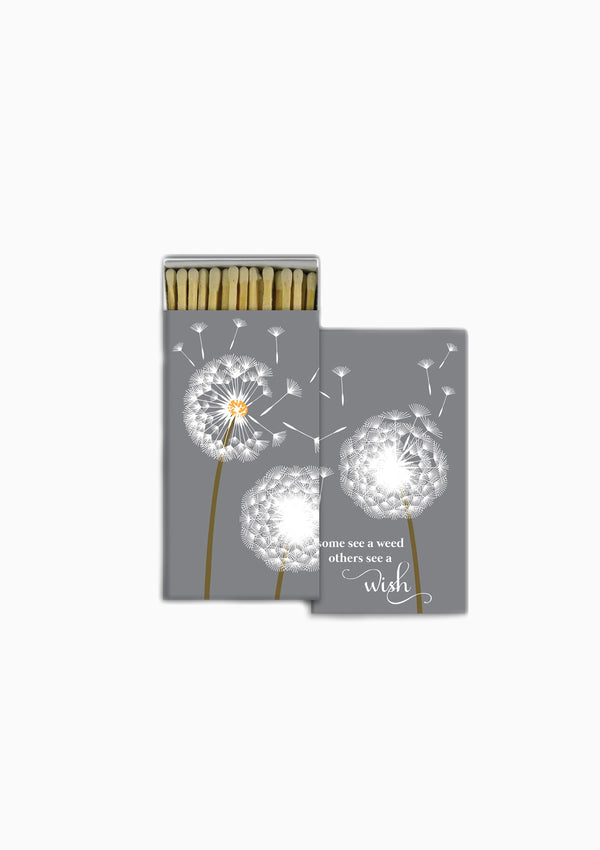 Matches | Dandelion