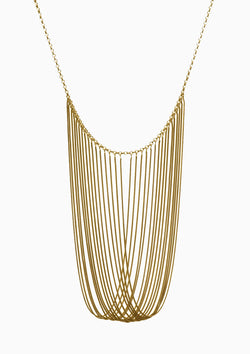 Gold Rush Large Necklace