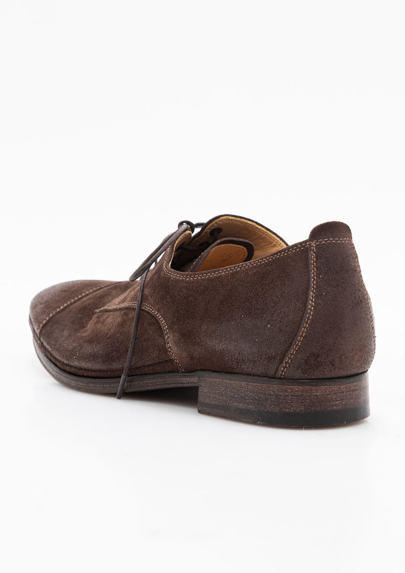 Sacchetto Derby Loafer | Softy Ebano