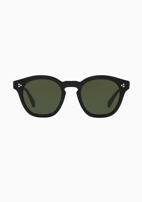 Boudreau LA Sunglasses | Black