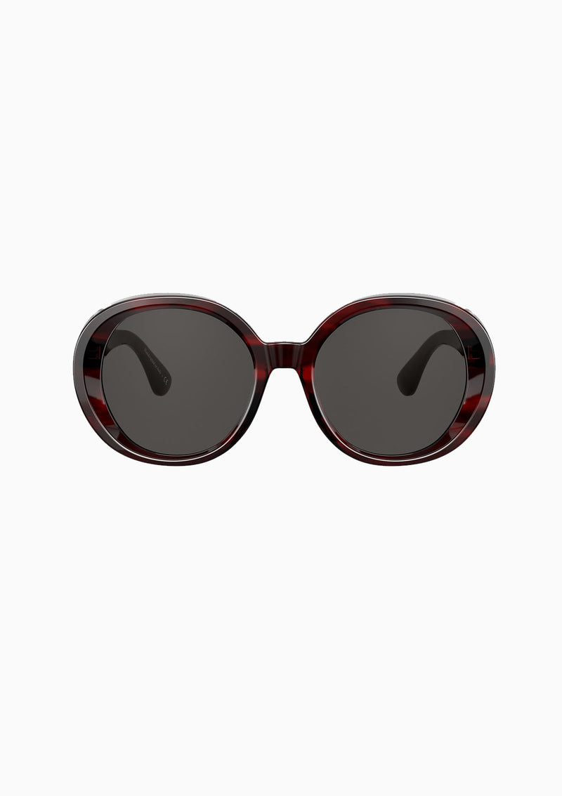 Leidy Sunglasses | Bordeaux Bark
