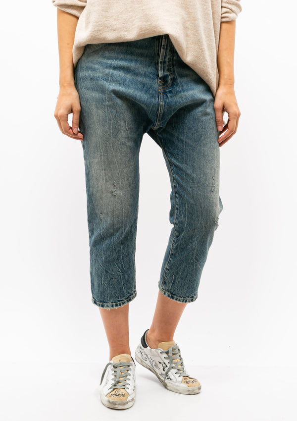 Tailored Drop Jean