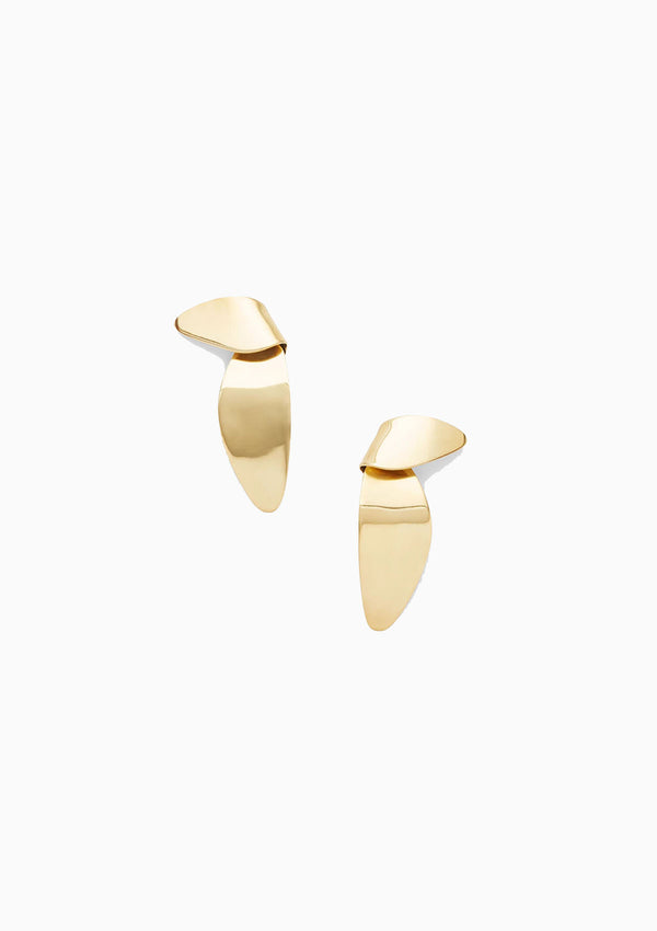 Jasmine Statement Earring