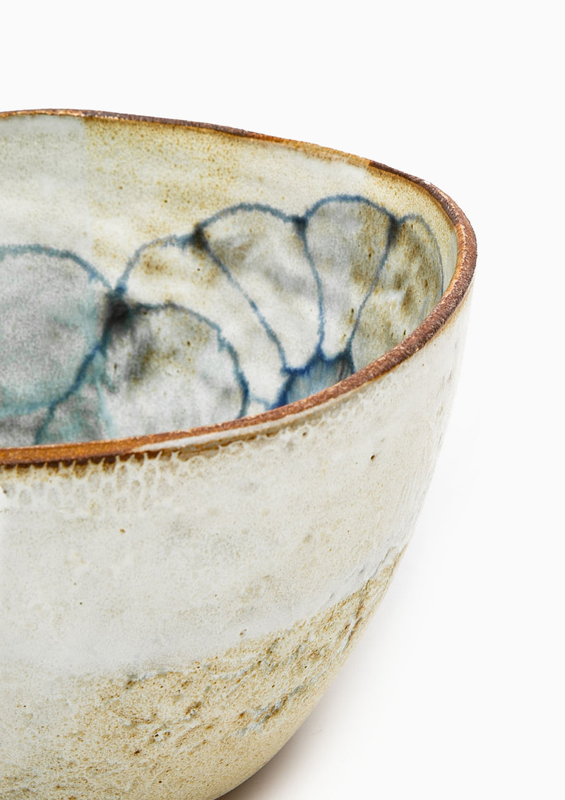 Tall Serving Bowl 8