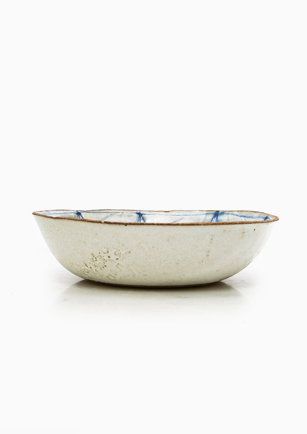 Shallow Serving Bowl 5