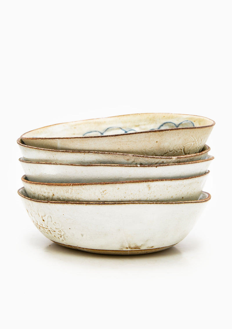 Shallow Serving Bowl 4