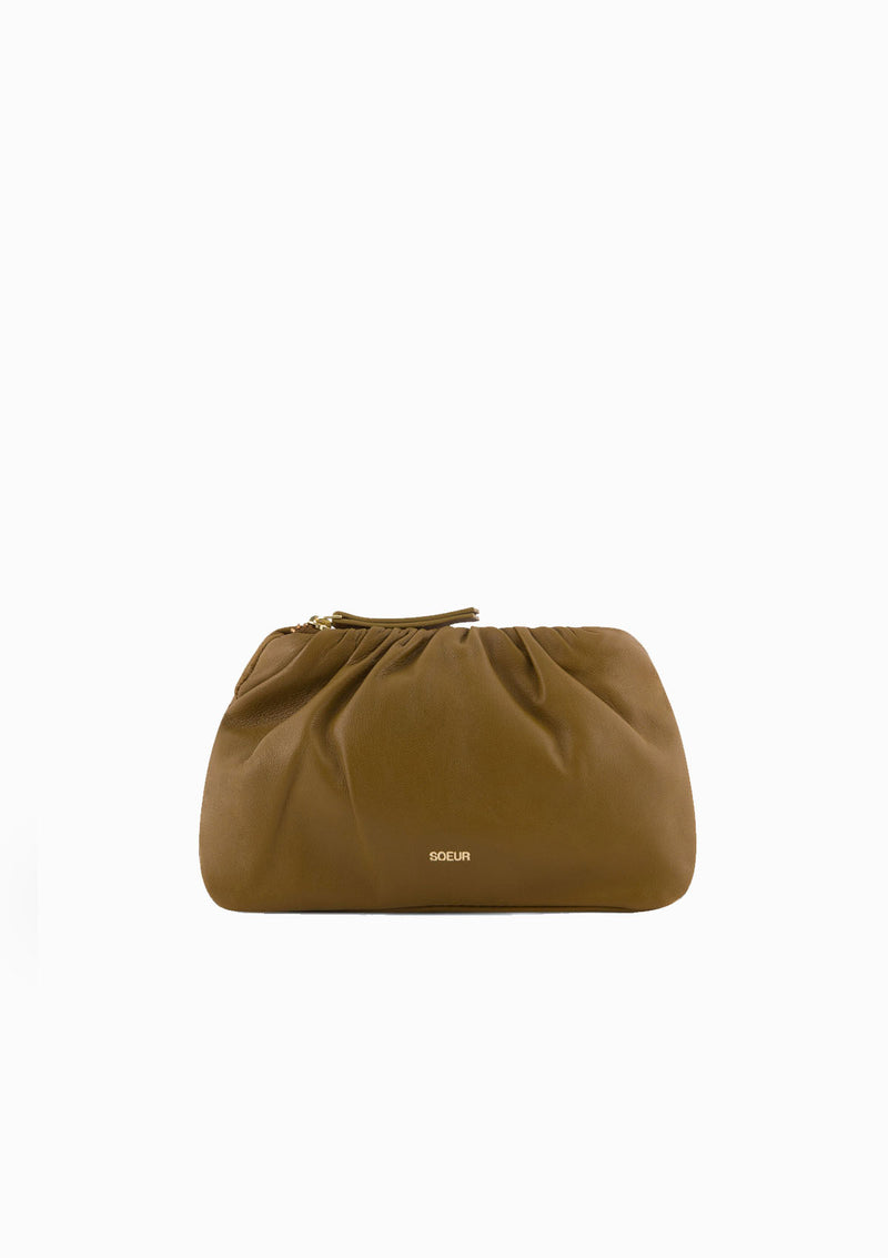 Suzy Clutch | Bronze