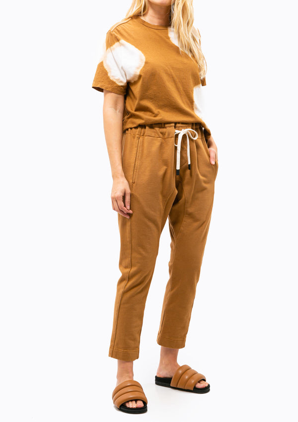 Fleece Relaxed Pant | Urth Brown