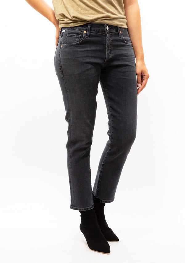 Emerson Slim Fit Boyfriend | Monochrome