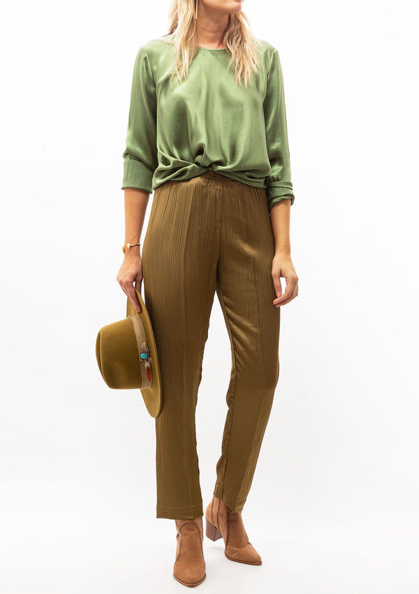 Chic Crepe Pants