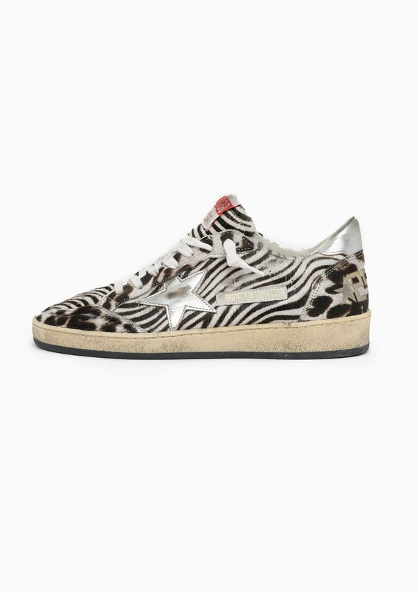 Ball Star Sneaker | Jungle Horsy