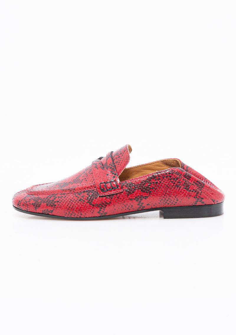 Fezzy Exotic Loafers