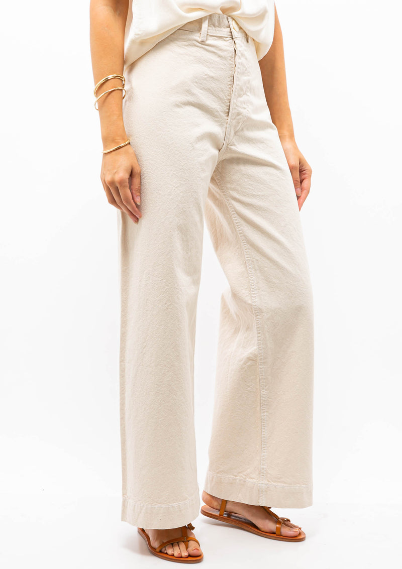 Sailor Pant | Natural