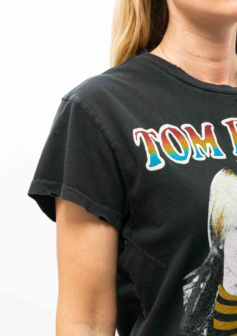 Tom Petty & The Heartbreakers Crew Tee