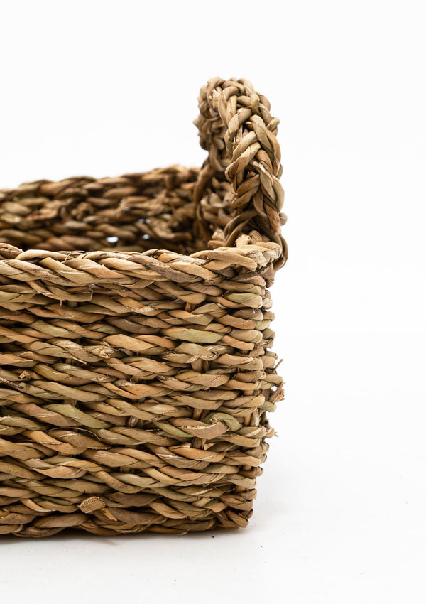 Rectangle Seagrass Basket | Large