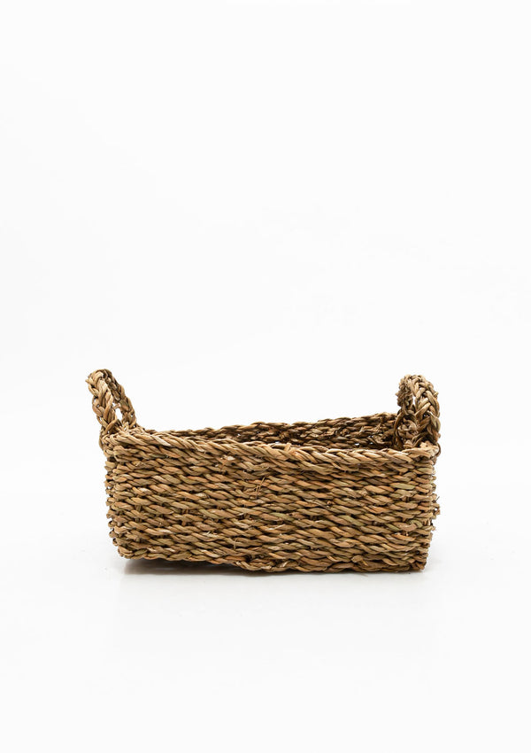 Rectangle Seagrass Basket | Small