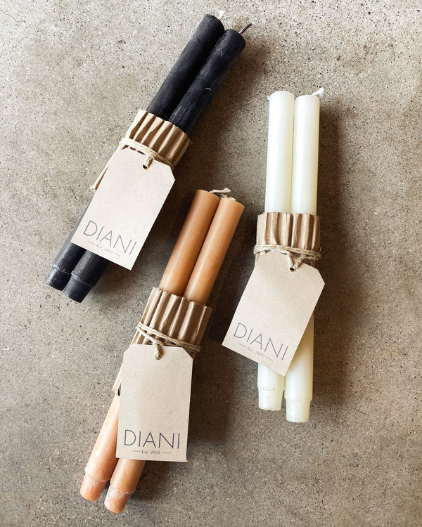 Church Candles | Cream