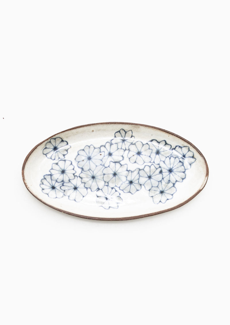 Medium Oval Tray 13
