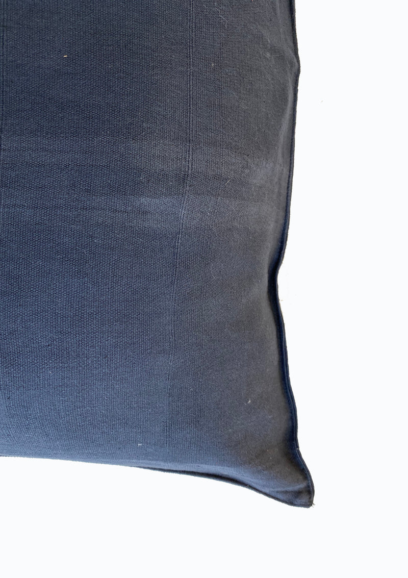 "Headboard Cushion, Navy, 24""x32"""