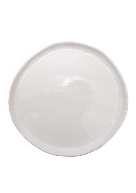 Kinfolk Dinner Plate | White