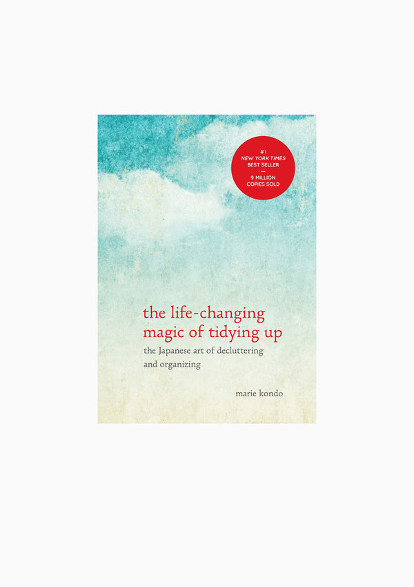 The Life Changing Magic of Tidying Up | Book