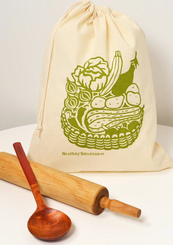 Reusable Cloth Bag Set | Produce
