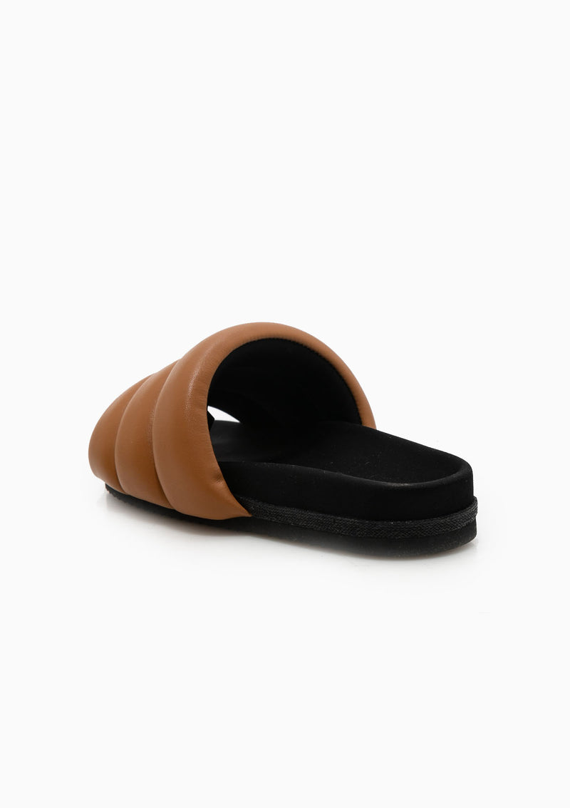Super Puff Slider | Cognac