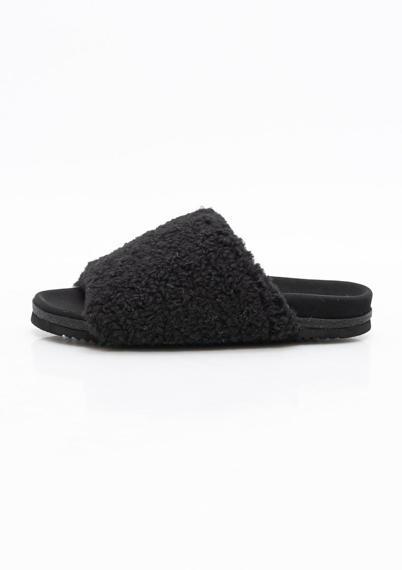 Fuzzy Slider | Black