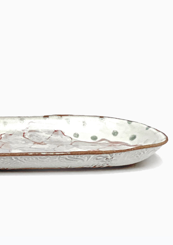 Extra Long Oval Tray 1