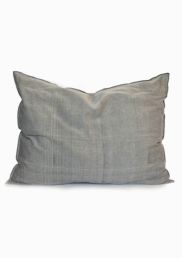"Headboard Cushion, Ice Blue, 24""x32"""