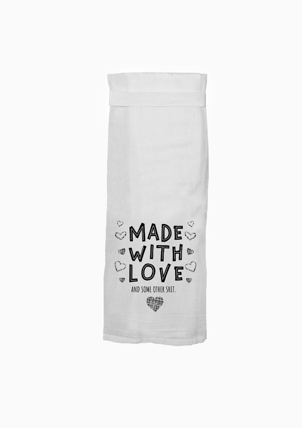 Tea Towel | Made With Love