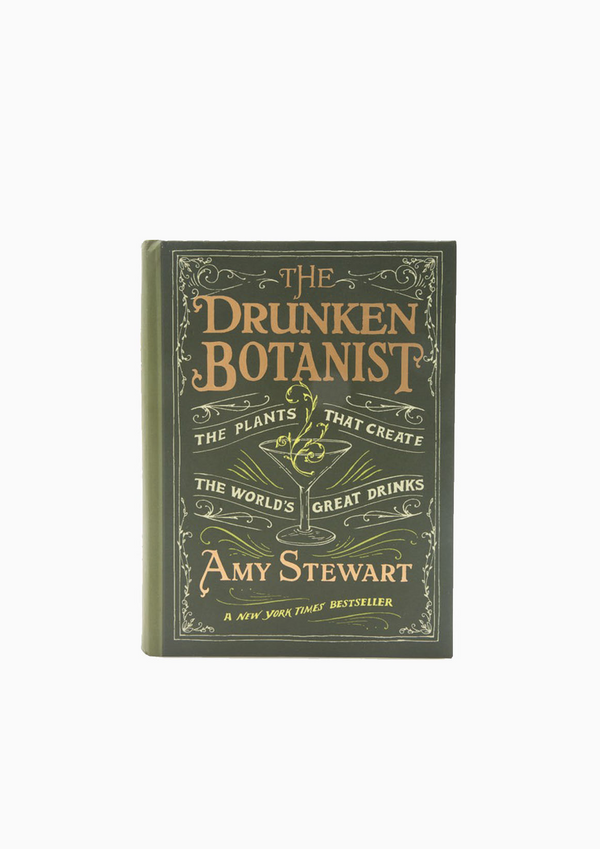 The Drunken Botanist | Book