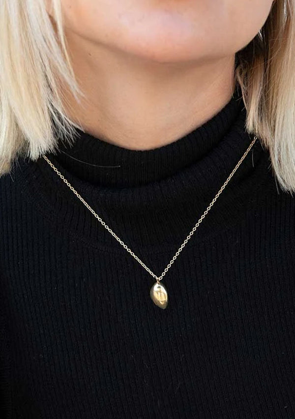Delicate Sabi Necklace, Gold