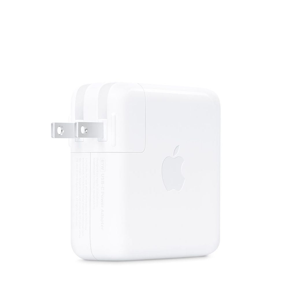 Apple 61W USB-C Notebook Adapter MNF72LL/A (B)