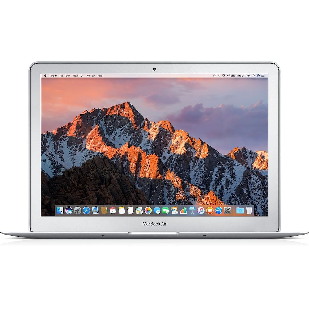 MacBook Air 13 inch 1.8Ghz Broadwell Intel Core i5 128GB SSD Early 2015/2017 MQD32LL/A (B)