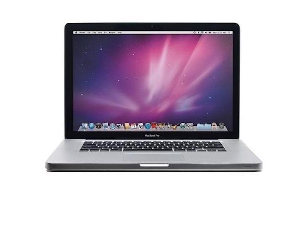 MacBook Pro 15 inch 2.2GHz quad-core Intel Core I7 750GB Late 2011 MD318LL/A (B)