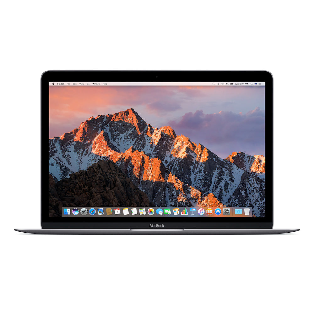 MacBook Retina 12 inch 1.1GHz Intel Core M 256GB SSD Early 2015 MF855LL/A (B)