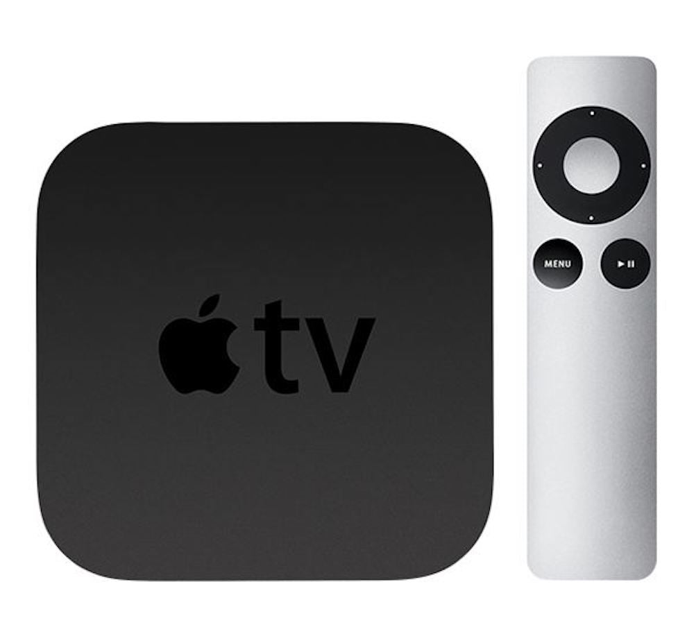 Apple TV 3rd Gen MD199LL/A (B)